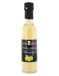 Maitre Marcel Weißweinessig Champagne (250 ml) - 4013200381646