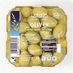 Liakada Griechische Oliven extra groß