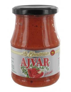 La Comtesse Ajvar Pikant (340 g) - 4008314165503