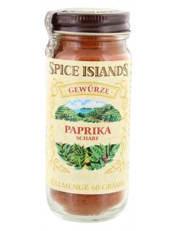 Spice Islands Paprika scharf (60 g) - 42034162