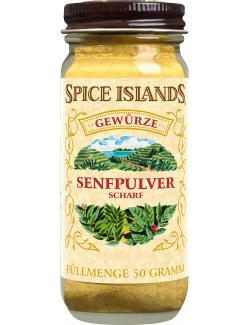 Spice Islands Senfpulver scharf