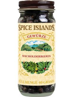 Spice Islands Wacholderbeeren