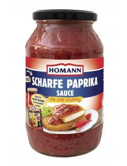 Homann Zigeuner Sauce mit Chili Chutney