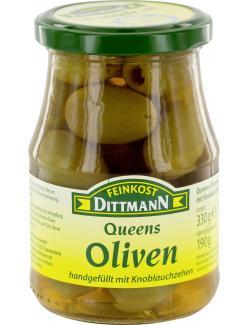 Feinkost Dittmann Queens Oliven (190 g) - 4002239405003