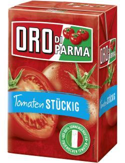 Oro di Parma Tomaten stückig