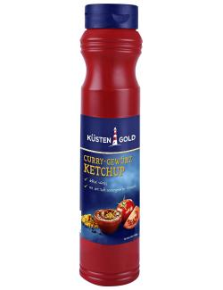 Küstengold Curry-Gewürzketchup (800 ml) - 4045800717273