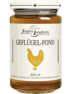Jürgen Langbein Geflügel-Fond