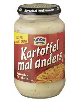 Unox Kartoffel Mal anders Speck-Zwiebeln