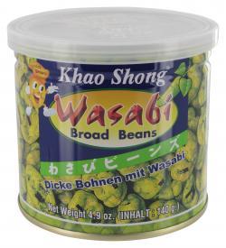 Khao Shong Dicke Bohnen mit Wasabi