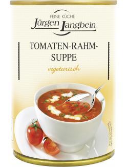 Jürgen Langbein Tomaten-Rahm-Suppe