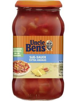 Uncle Ben's Süß-Sauer extra Ananas