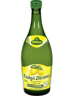Kühne Essig & Zitrone