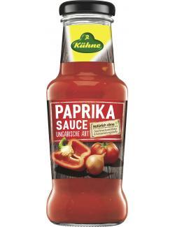 Kühne Zigeuner Sauce