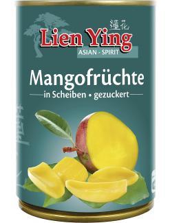 Lien Ying Mangofrüchte in Scheiben gezuckert (230 g) - 4013200880323