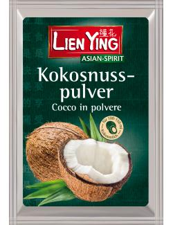 Lien Ying Asian-Spirit Kokosnusspulver (50 g) - 4013200883317