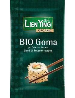 Lien Ying Organic Bio Goma gerösteter Sesam
