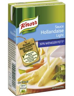 Knorr Sauce Hollandaise light (250 ml) - 4000400101099