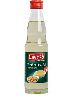 Lien Ying Asian-Spirit Erdnussöl (100 ml) - 4013200882266