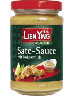 Lien Ying Asian-Spirit Saté-Sauce mit Kokosmilch