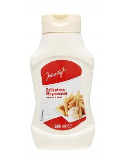 Jeden Tag Delikatess Mayonnaise mit Rapsöl