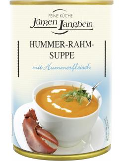 Jürgen Langbein Hummer-Rahm Suppe (400 ml) - 4007680103041
