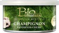 Rinatura Bio Sandwich-Creme Champignon (125 g) - 4013200255121