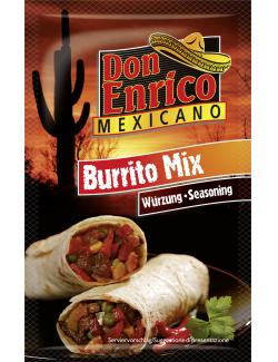 Don Enrico Burrito-Mix (35 g) - 4013200781521