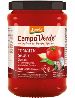 Campo Verde Demeter Tomatensauce classico