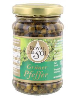 Royal del Sol Grüner Pfeffer (60 g) - 4006099380906