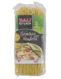 Bali Kitchen Gemüse-Nudeln (200 g) - 8995899481714