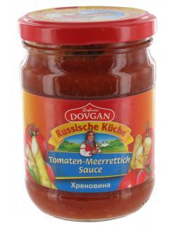 Dovgan Tomaten-Meerrettich Sauce (314 ml) - 4032549007932