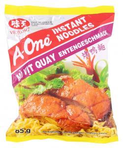 A-One Instant Nudelsuppe Entengeschmack (85 g) - 8934684026839