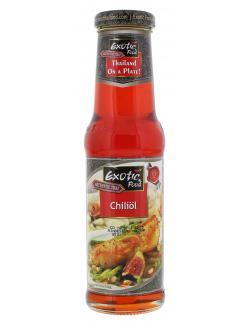 Exotic Food Chiliöl (250 ml) - 8853662040264