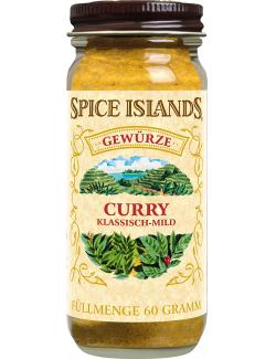 Spice Islands Curry klassisch-mild