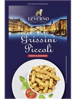 Leverno Grissini Piccoli Tomate & Basilikum