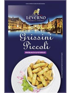 Leverno Grissini Piccoli Knoblauch & Petersilie