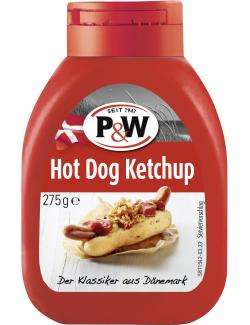 P&W Hot Dog Ketchup