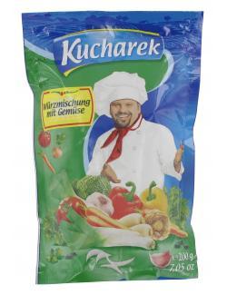 Kucharek Würzmischung mit Gemüse (200 g) - 5901135023245