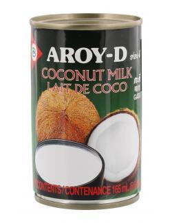Aroy-D Kokosnussmilch (165 ml) - 16229001704