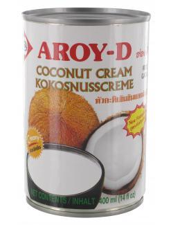 Aroy-D Kokosnusscreme cremig (400 ml) - 16229004019