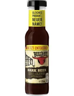 Bull's-Eye BBQ Sauce Dark Beer