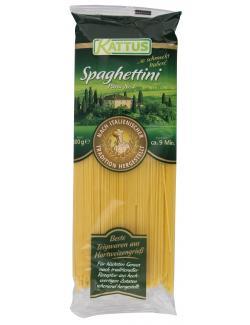 Kattus Spaghettini (500 g) - 4058700805445