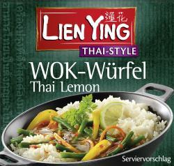 Lien Ying Thai-Style Wok-Würfel Zitronengras