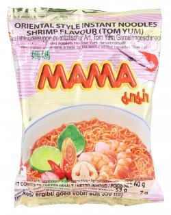 Mama Instantnudeln Shrimps Tom Yum (60 g) - 8850987101083