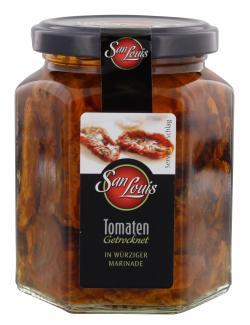 San Louis getrocknete Tomaten in Öl