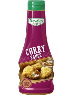 Develey Curry-Sauce würzig-scharf (250 ml) - 4006824991032