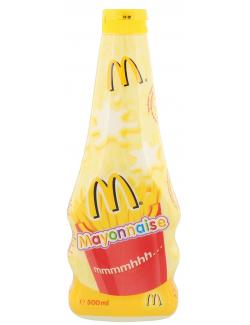 McDonald's Mayonnaise (500 ml) - 4006824009560
