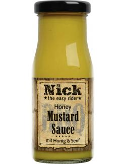 Nick BBQ Honey Mustard Sauce