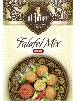 Al Amier Falafel Mix mit Chili (200 g) - 4013200387761