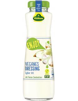 Kühne Enjoy Veganes Dressing Sylter Art mit feinen Zwiebeln (300 ml) - 40198071